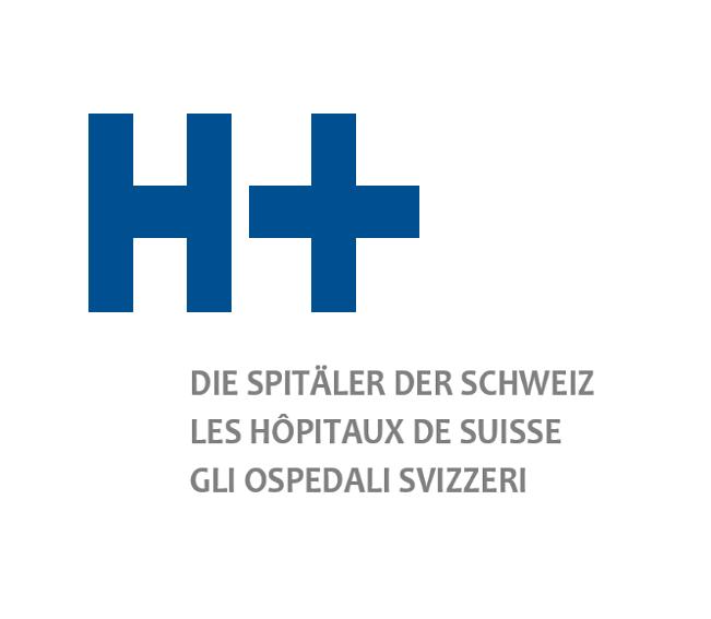 Afbeeldingsresultaat voor H+ spitäler logo